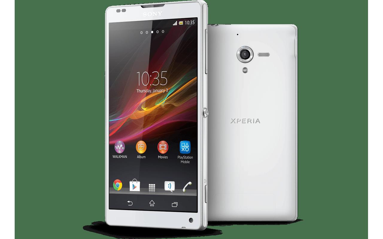 Sony Xperia ZL Wit