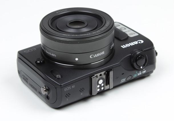 Canon EOS M inleiding