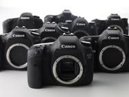 Canon EOS 7D overzicht