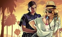 Grand Theft Auto V op PS4