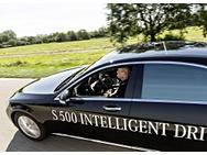 Mercedes-Benz S500 Intelligent Drive