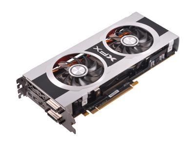 XFX Radeon HD 7850 Double D Black Edition