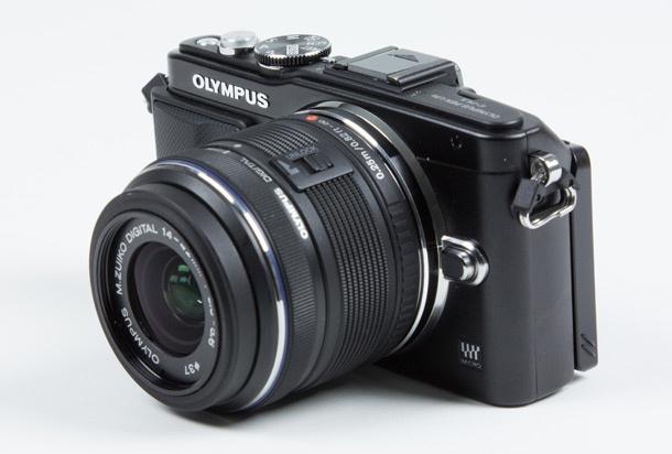 Olympus E-PL5 inleiding