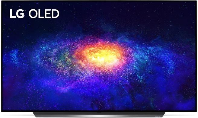LG OLED65CX6LA Zwart