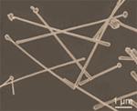 Koperen nanodraden
