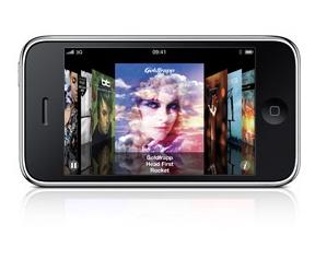 Apple iPhone 3GS 8GB Zwart