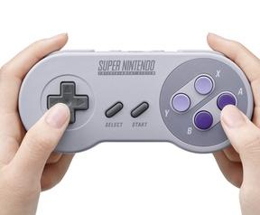 SNES-controller Nintendo Switch
