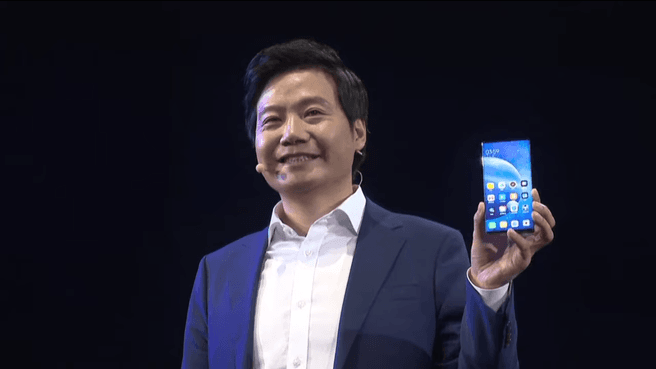 Xiaomi Mi Mix Alpha Lei Jun