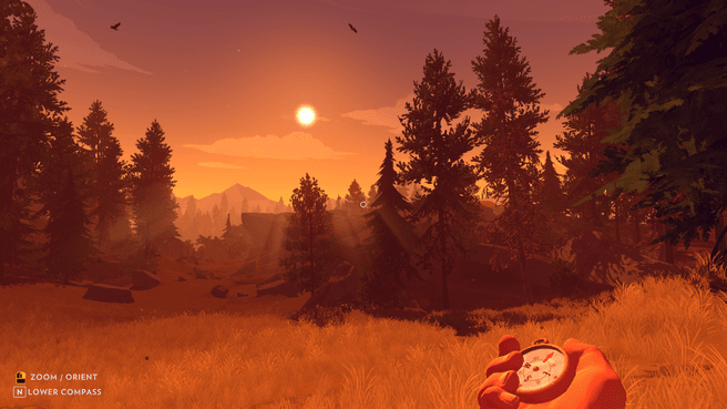 Review Firewatch