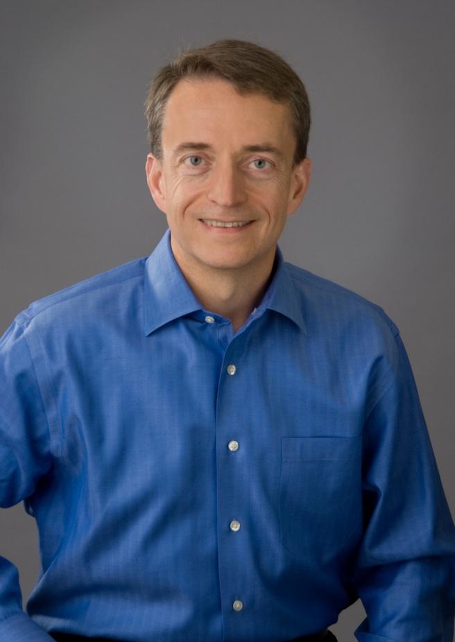 Pat Gelsinger - Foto: Intel