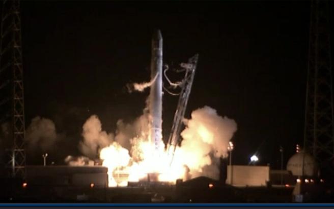 Falcon 9-lancering