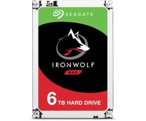 Seagate IronWolf, 6TB (256MB cache)