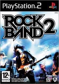Packshot voor Rock Band 2