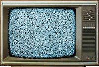 Tv met ruis