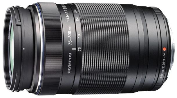 Olympus 75-300mm m4/3 update