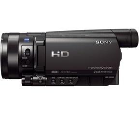 Sony Handycam HDR-CX900 Zwart