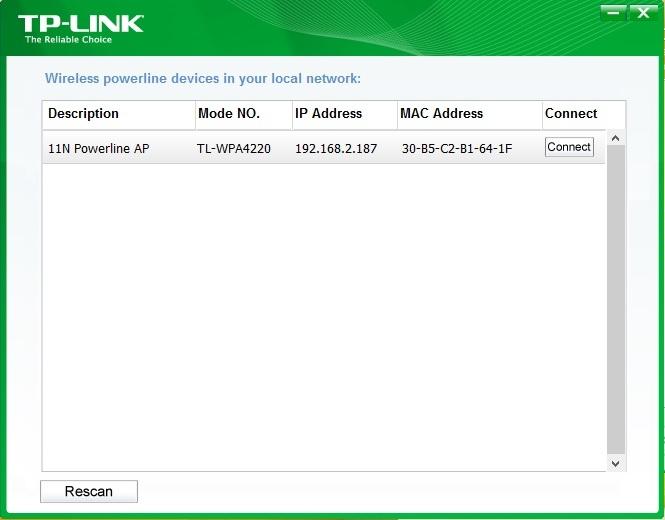 Programma access point