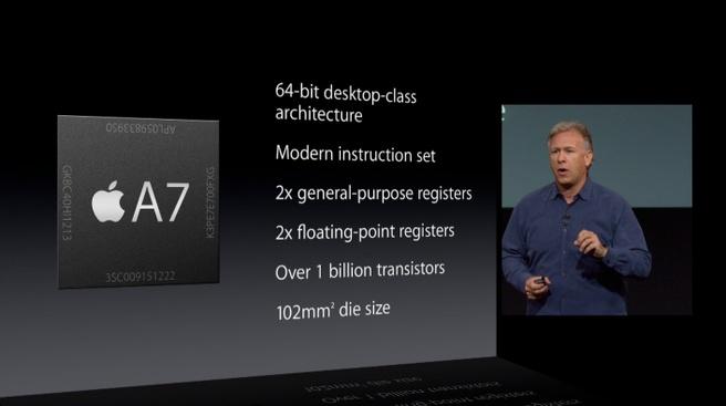 Apple 64bit-soc