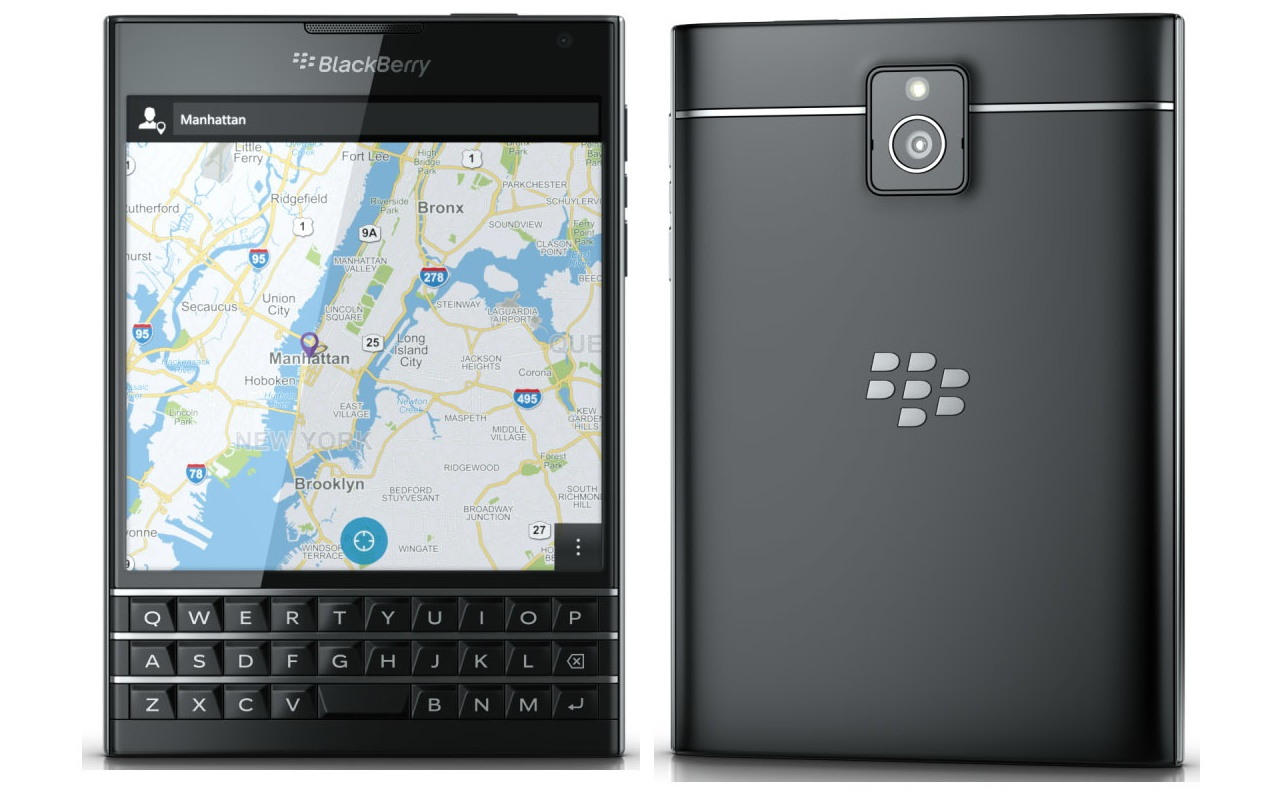 Blackberry passport qwerty zwart   specificaties   tweakers
