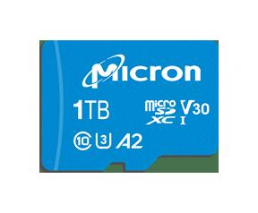 1 TB Micron en WD