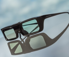 Panasonic 3d-bril