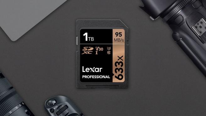 Lexar 633x 1TB