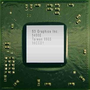S3 Graphics Chrome 5400E