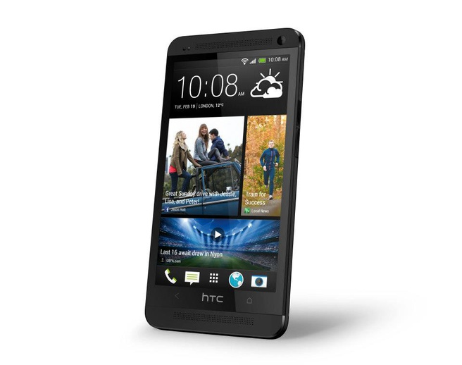 HTC One 64GB Zwart