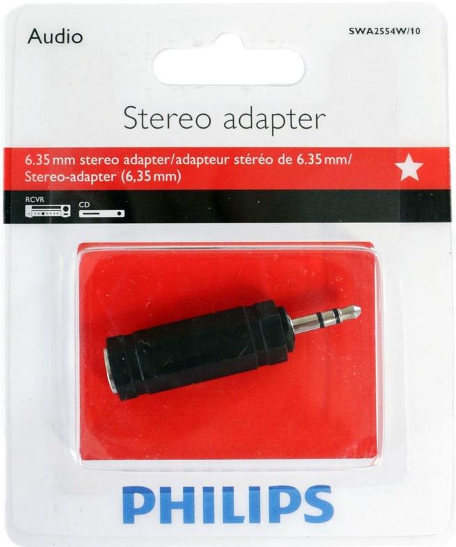 Philips Stereoadapter SWA2554W