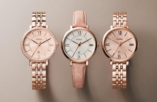 Fossil horloges