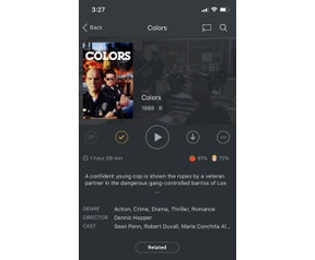 Plex streaming iOS