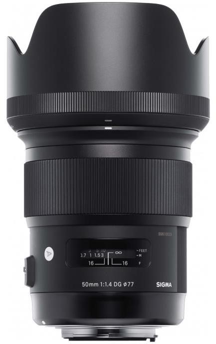 Sigma 50mm F 1 4 Dg Hsm Art Leica L Kenmerken Tweakers