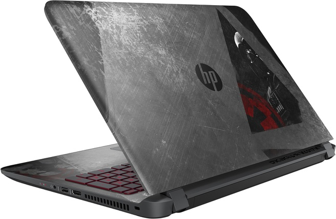 HP Pavilion Star Wars Special Edition Laptop