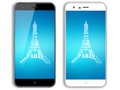 Ulefone Paris Metal Grey Grijs