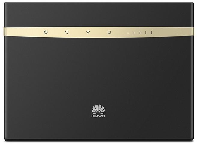 Huawei B525s-23a 4G+ Router Zwart
