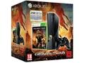 Goedkoopste Microsoft Xbox 360 Slim 250GB + Gears of War: Judgment Zwart