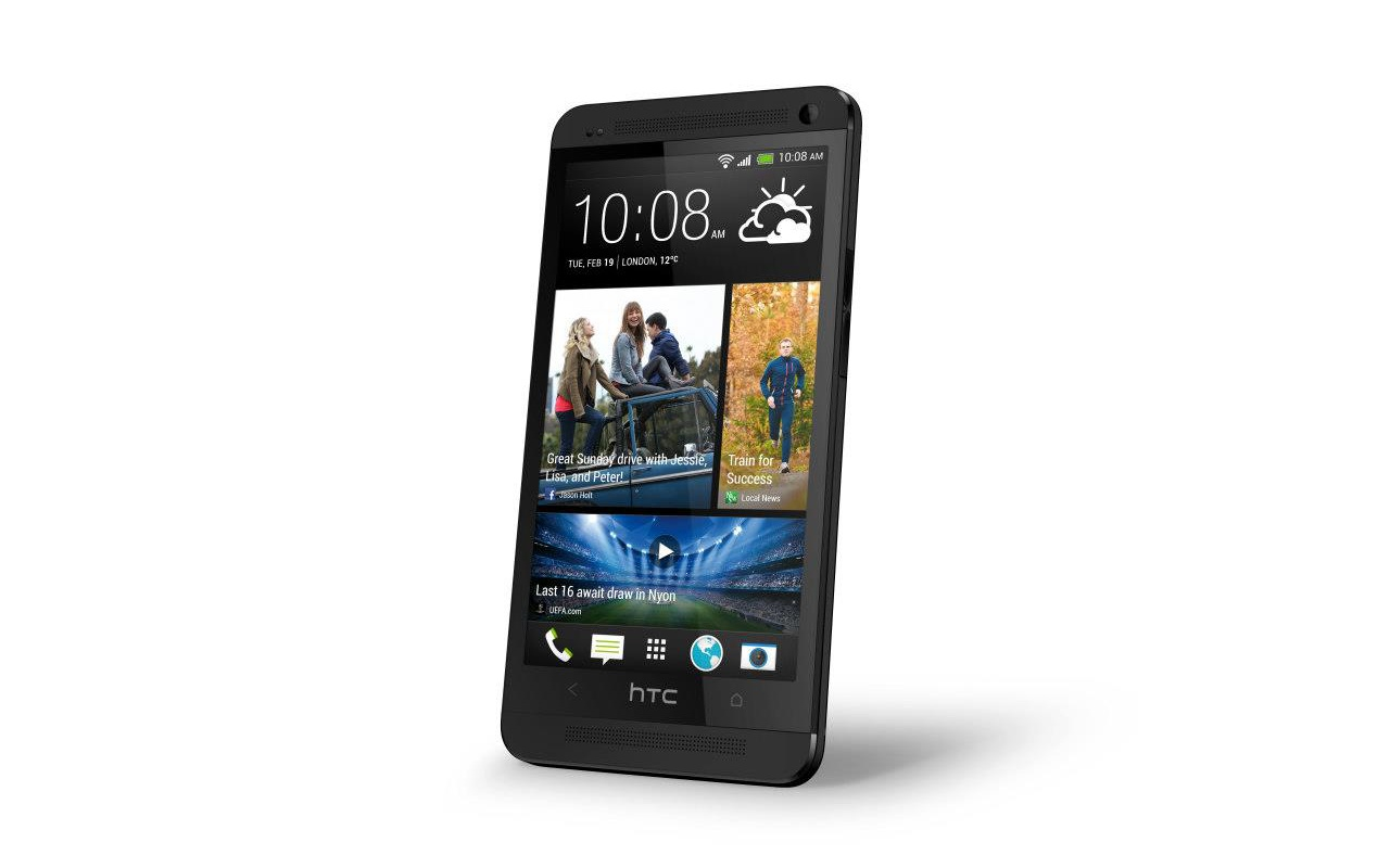 HTC One 64GB Zwart