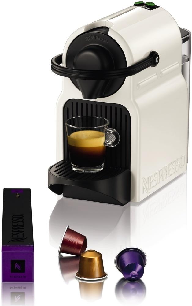 krups nespresso inissia xn1001 wit prijzen tweakers. Black Bedroom Furniture Sets. Home Design Ideas