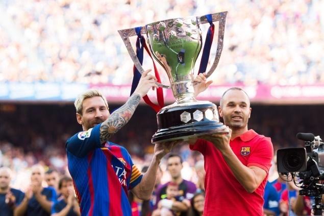 FC Barcelona Kampioen