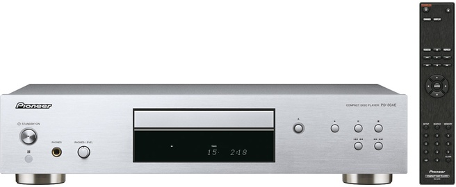 Pioneer PD-30AE Zilver