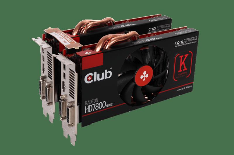Club3d Radeon Hd 7870 Xt Jokercard Review: Club 3D Radeon HD 7870 RoyalKnights