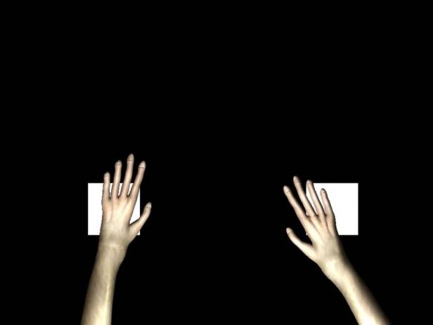 virtuele armen