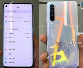 Vermoedelijk Xiaomi Mi 10. Bron: Techdroider