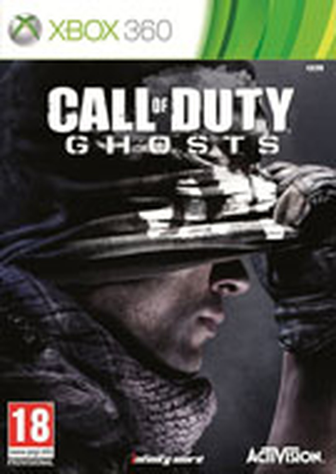 Box Call of Duty: Ghosts