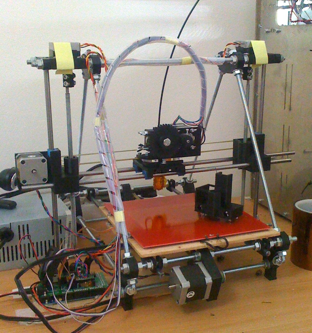 That's what a Prusa Mendel looks like