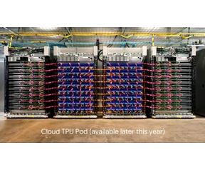 Google TPU pods
