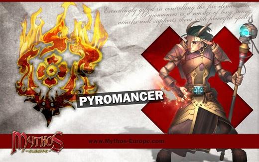 Wallpaper - 3 - pyromancer