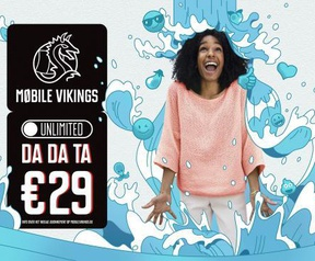 Mobile Vikings Unlimited