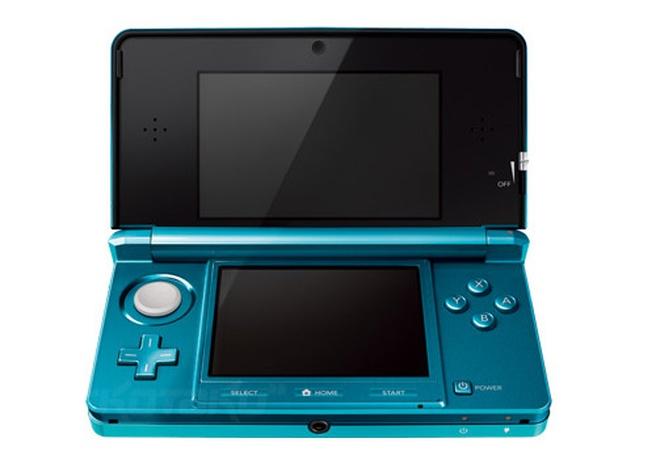 Definitief ontwerp Nintendo 3DS